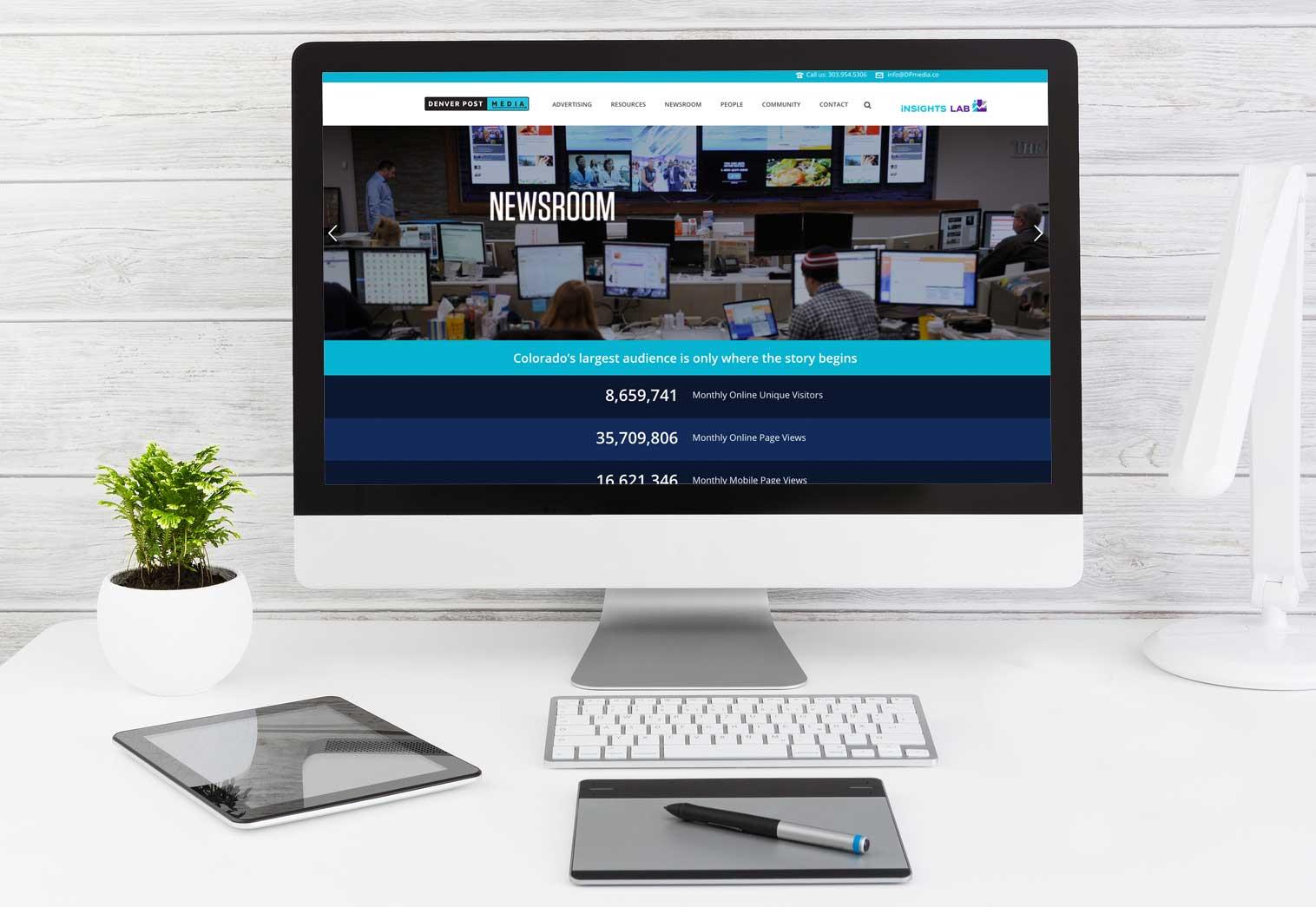 dpmedia-website